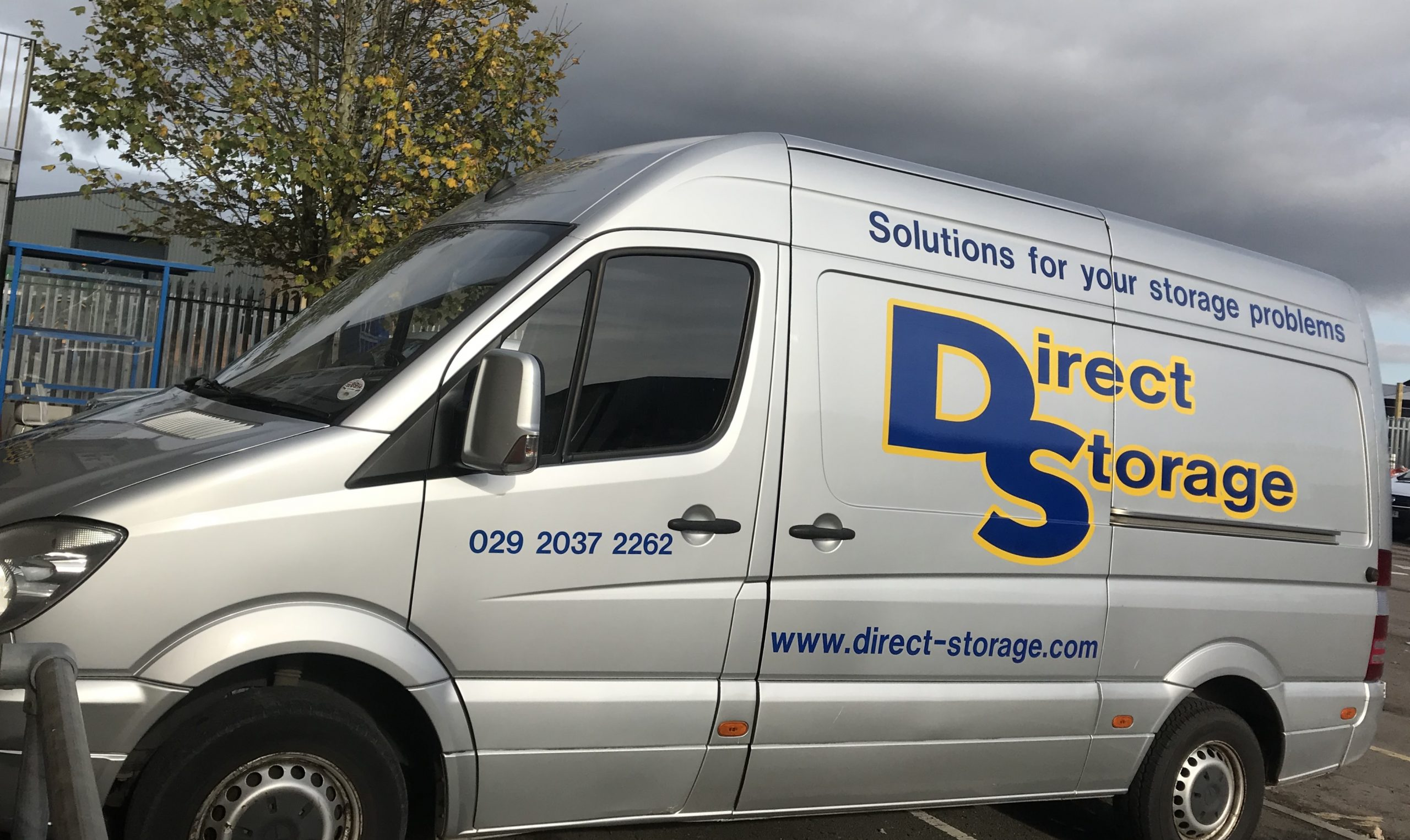 Vehicle Storage Cardiff | Direct Storage Van | Direct Storage