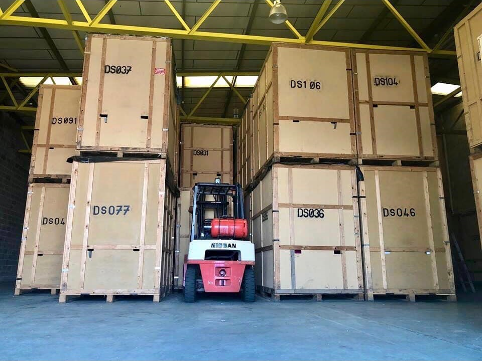 Commercial Storage Cardiff | Containers | Direct Storage